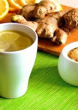Пейте имбирный чай, чтобы ускорить метаболизм