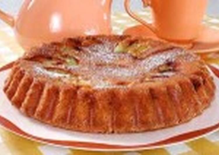 Торт «Гость на пороге»