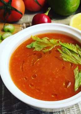 Диетический жиросжигающий суп