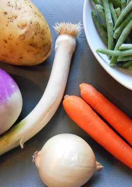 """Зимний суп-пюре """"6 овощей"""""""