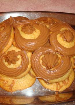 """Торт """"Черепашка"""" из печенья на рассоле"""