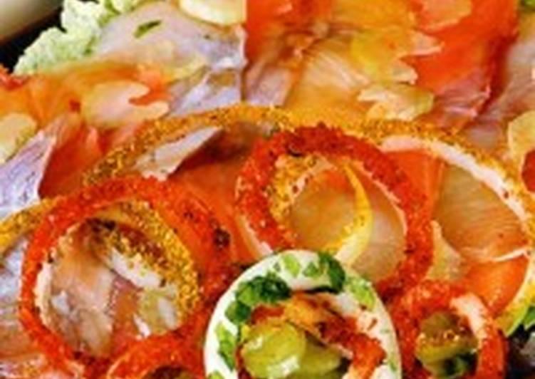 Салат «Азербайджан»