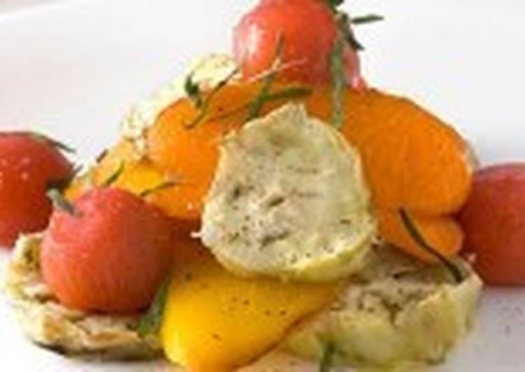 Овощи-гриль для пикника