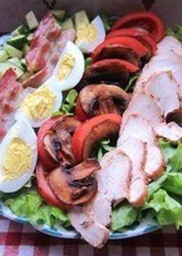 Кобб-салат от Фрау Марты