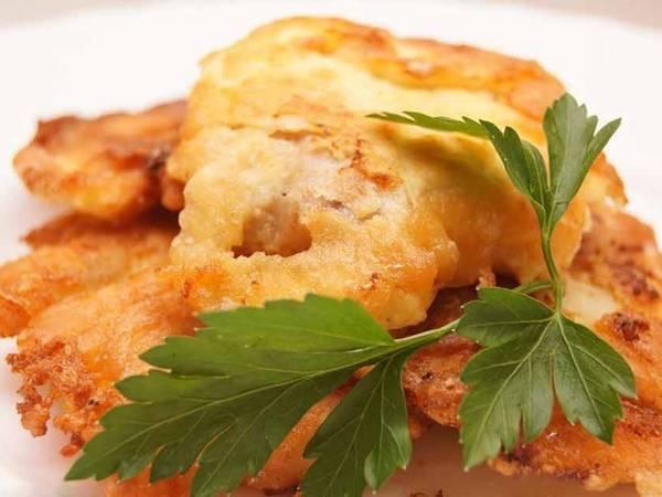 Рыба в кляре - рецепт теста и правила приготовления