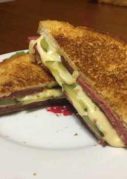 Горячий сэндвич