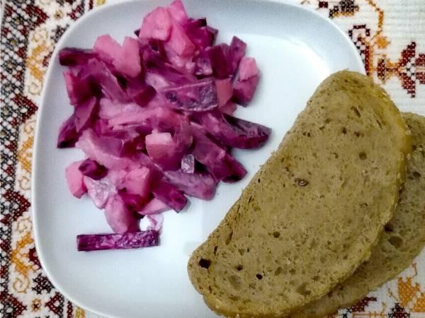 "Салат из селедки ""Викинг"""