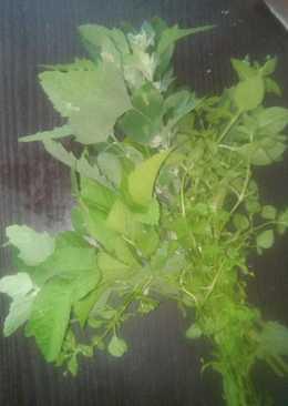 Салат летний витаминный