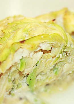 Запеканка из кабачков с сыром в духовке - Касэрол рецепт