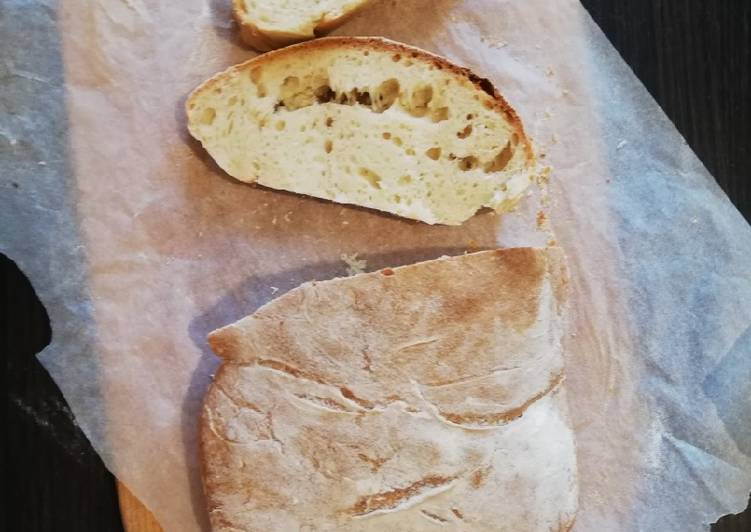 Хлеб из сухих дрожжей 9