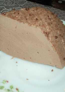 Суфле творожно-шоколадное