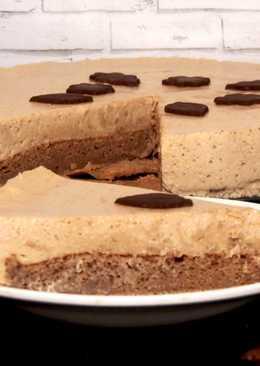 Торт-мусс «Кофе по-ирландски»☘🎂