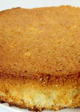 Медовый бисквит. Рецепт. Пышный и воздушный бисквит
