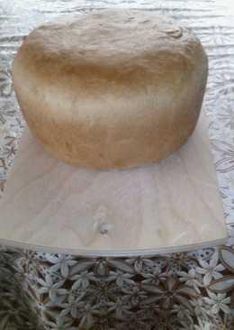 Хлеб простой белый