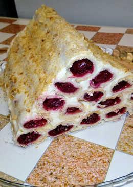 Рецепт торта Монастырская изба пошагово с фото и видео