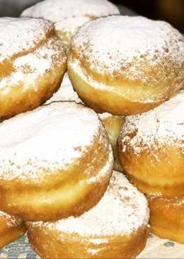 Постные пончики. Воздушные как облако. / Donuts