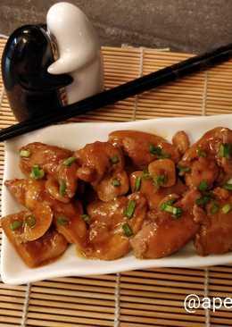 Гай Янг или курица в тайском стиле