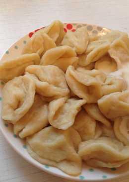 Вареники - ушки картофельные