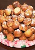 Вкусные пончики на сгущенке в мультиварке