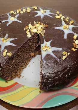 Шоколадный трюфельный торт - простой рецепт торта в мультиварке