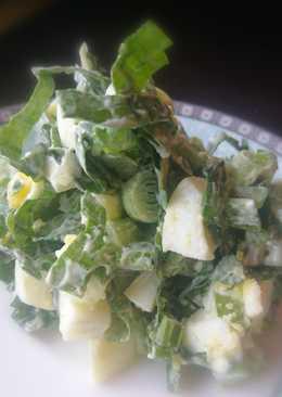 Салат из черемшы
