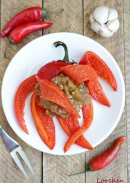 Соус из баклажанов и помидоров «Сырдак»