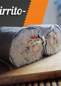 Суширрито (Суши+Буррито)