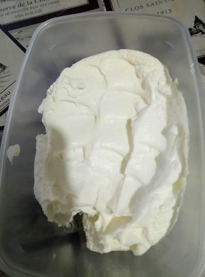 Мягкий сыр из кефира