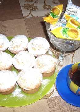 Кексы «Одинокий мандарин»
