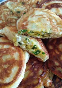 Ленивые пирожки с яйцом #кулинарныймарафон
