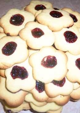 Печенье Курабье - пальчики откусишь