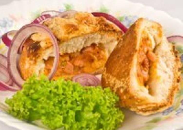 Диетические овощные бутерброды