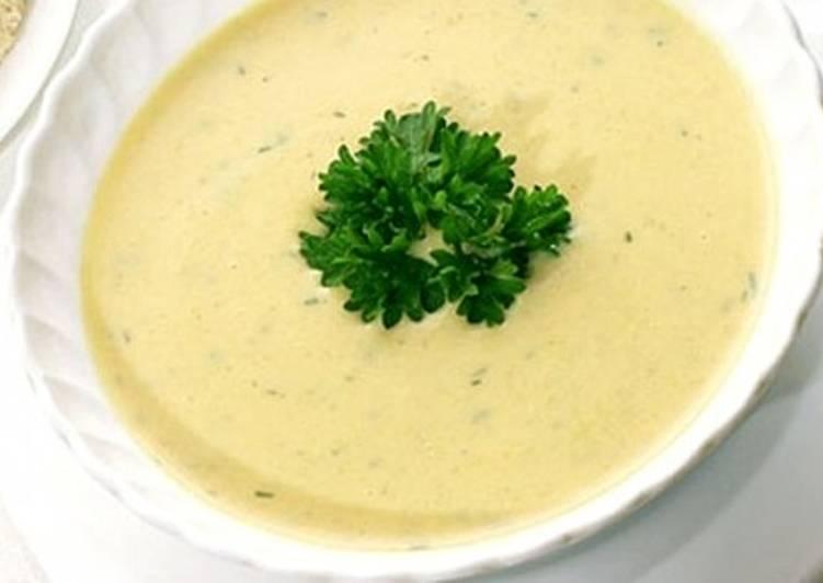 Суп «Сырбушка»
