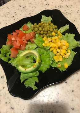 Овощной 🍅 салат 🍴