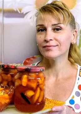 Янтарное варенье из персиков вкусный простой рецепт заготовки и консервации на зиму