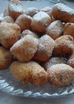 Творожные пончики, которые таят во рту