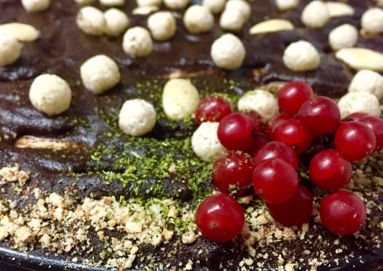 Вегетарианский торт рецепт без выпечки — 5