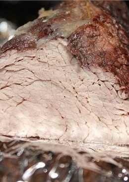 Вырезка из говядины для бутербродов и не только