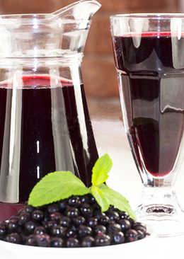 Морс из черной смородины - освежающий и полезный напиток