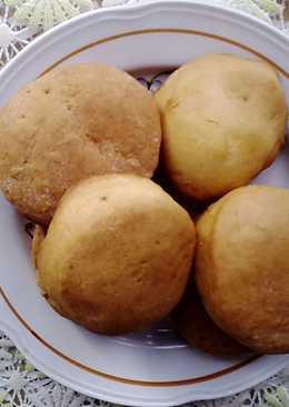 Постное печенье на рассоле за 15 минут - экономно