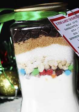 Печенье M & M's с Арахисом и Шоколадом - Идея Сладкого Подарка на Новый Год