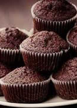 Шоколадные кексы по-селянски