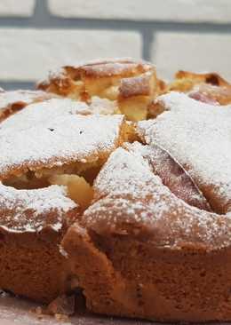 """Пирог """"Яблочный"""" с хрустящей корочкой и нежный внутри!"""