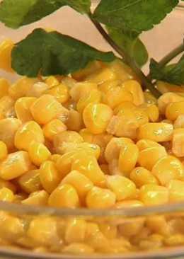 Домашняя маринованная кукуруза