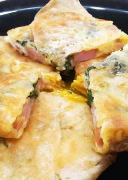 Закуска из лаваша Ёка. Два варианта начинки (Кавказская кухня)