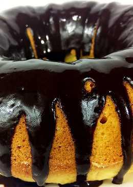 """Вкусный """"Рождественский кекс из апельсина"""""""