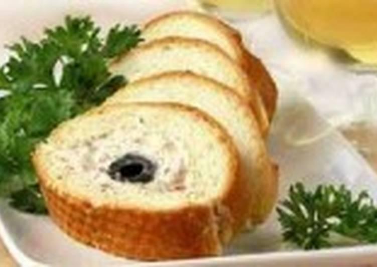 Бутерброд-рулет с сыром
