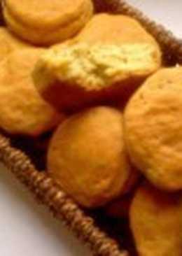 Печенье постное лимонное