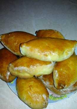 Пирожки в духовке без яиц