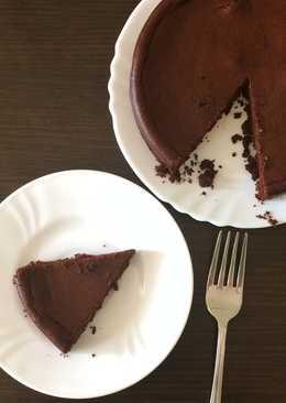 Японский шоколадный пирог #чемпионатмира #япония